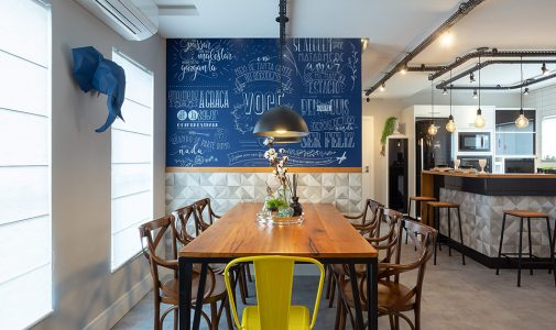 Como, com um projeto de interiores, transformamos uma residência sem perder a personalidade dos moradores?